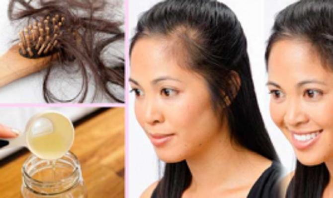 Xampu natural evita a queda dos cabelos