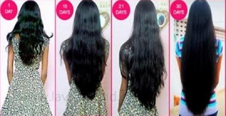 Tratamento faz cabelo crescer como nunca