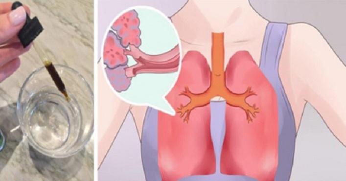Tome 3 gotas deste óleo e dê adeus a alergias e a doenças respiratórias
