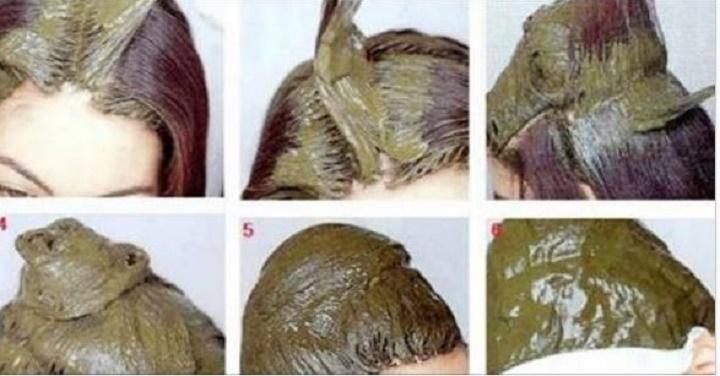 RESULTADOS SURPREENDENTES: A melhor receita de tintura para você escurecer o cabelo sem química