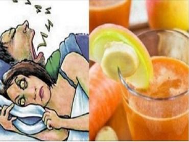 Seu marido vai deixar de roncar todas as noites com este incrível remédio natural!
