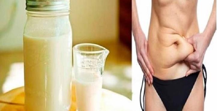 Bebida para controlar todas as taxas e derreter a gordura do abdome