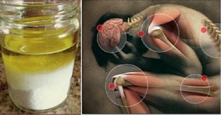 Aplique este analgésico natural no seu corpo – e não sinta nenhuma dor por muito tempo