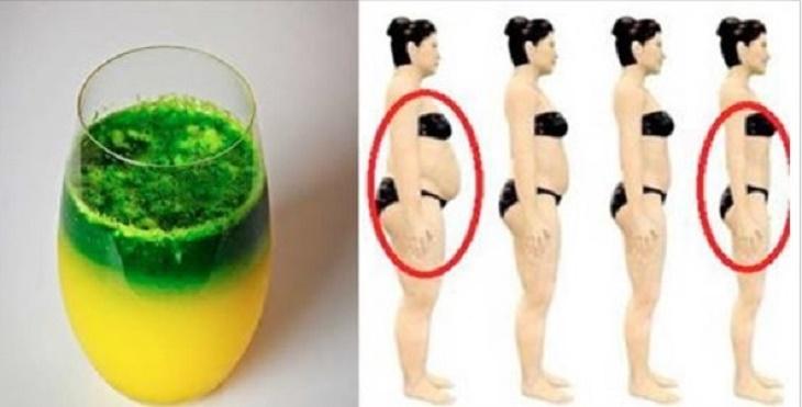 Beba isto em jejum durante 30 dias e 'destrua' toda a gordura da sua barriga!