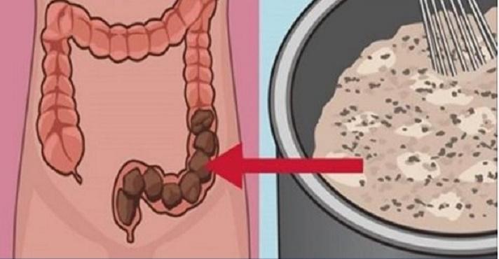 Intestino elimina resíduo tóxico Receita