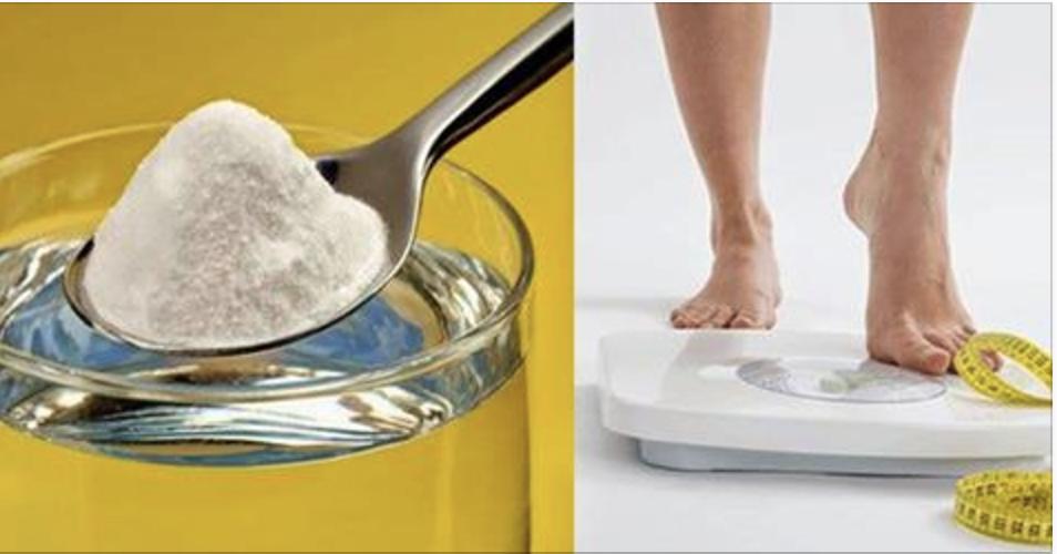 Conheça a dieta do bicarbonato de sódio – ela vai fazer você emagrecer rapidamente!
