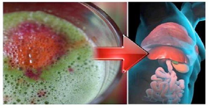Para quem tem gordura no fígado: com esta surpreendente receita, limpe seu fígado em 7 dias