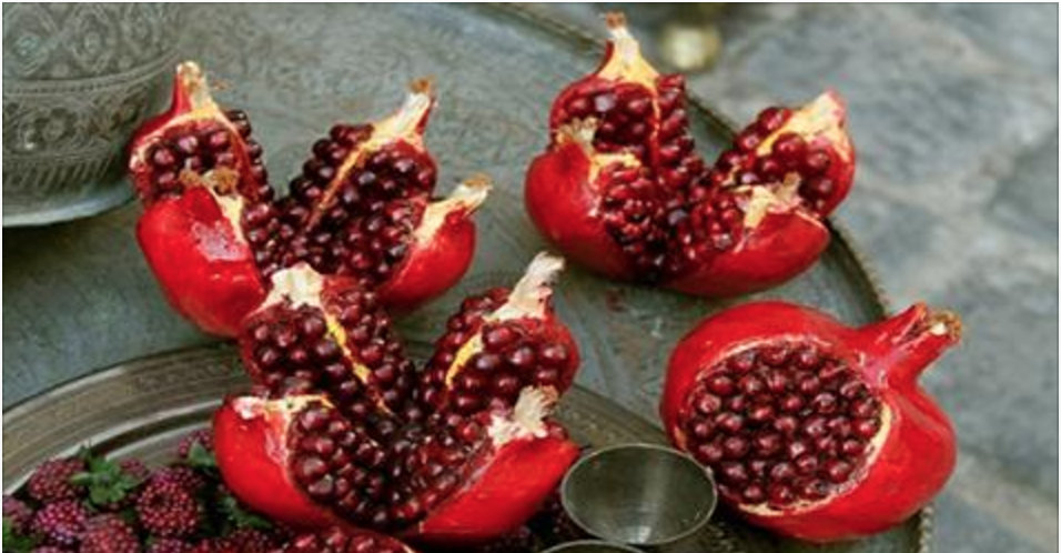 Você não tem ideia do poder da romã – 3 receitas com esta extraordinária fruta!