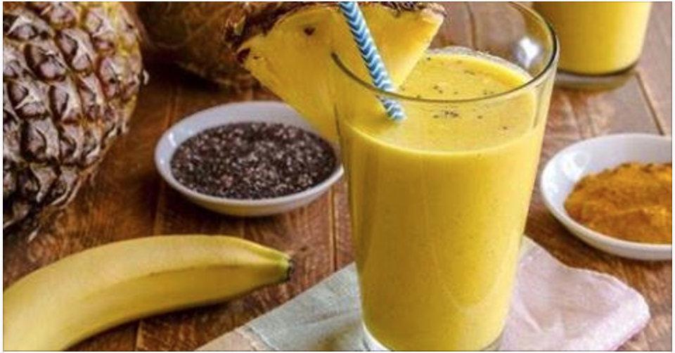 Tome esta bebida no seu café da manhã e perca peso por 7 dias seguidos!