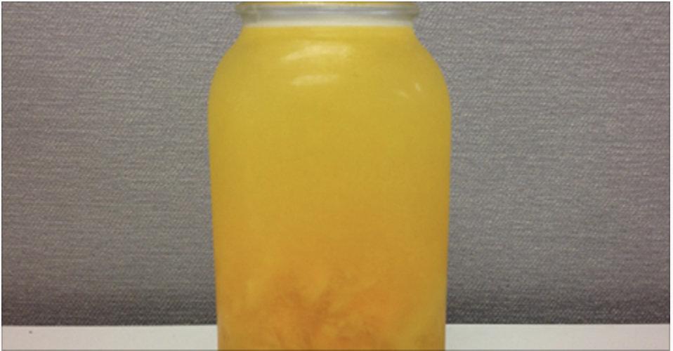 Faça este suco de limão e abacaxi e tome em jejum – e veja seu corpo e cintura rapidamente afinar