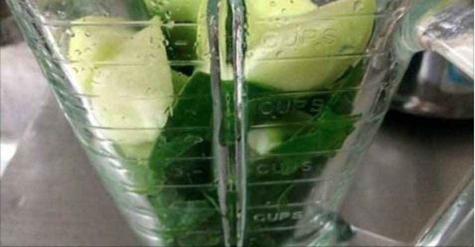 O efeito desta mistura de 3 ingredientes é sensacional: normaliza pressão e ainda elimina peso