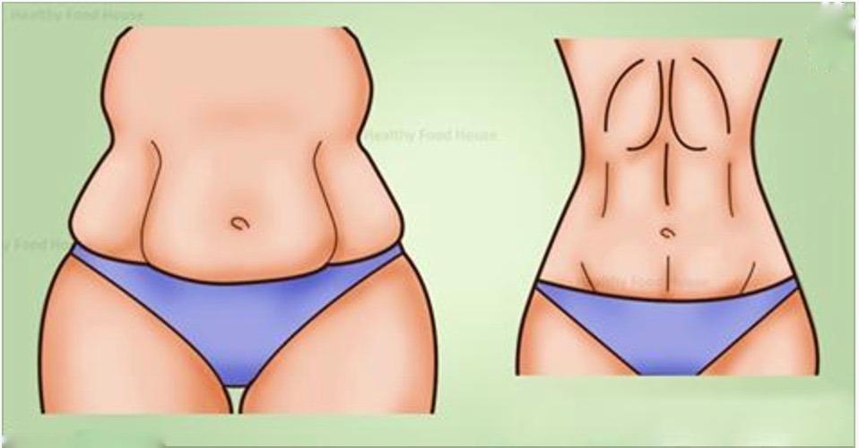 Faça isto por apenas 6 minutos todos os dias – e você vai ver a gordura da sua barriga sumir!