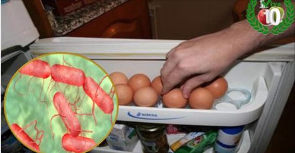 Se você conserva os ovos na geladeira, vai se surpreender quando souber disto