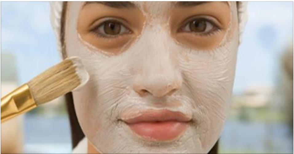 Surpreendente máscara de vinagre de maçã e bicarbonato: para eliminar acne e manchas!