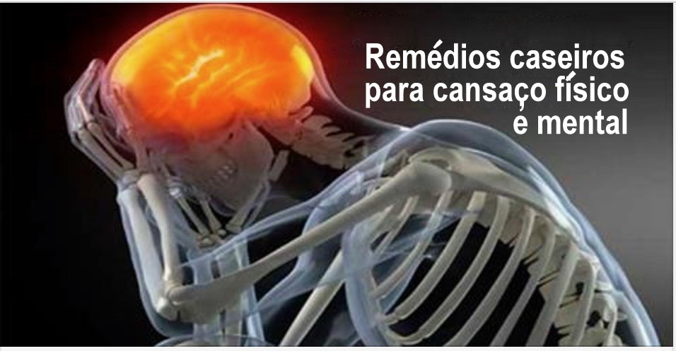 Energéticos naturais: estes remédios eliminam em poucos dias o cansaço físico e o mental