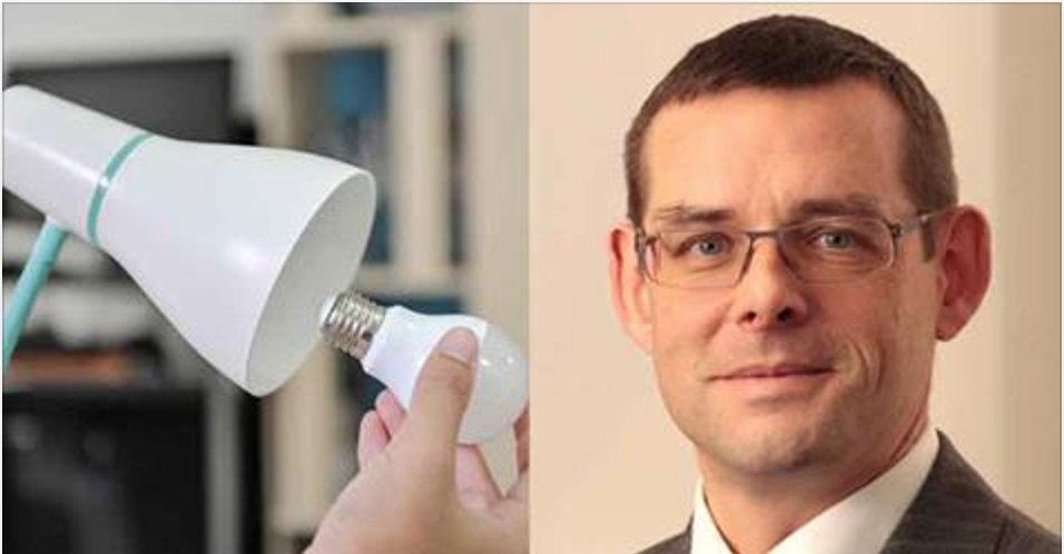 Os perigos escondidos das lâmpadas LED especialista em fotobiologia!