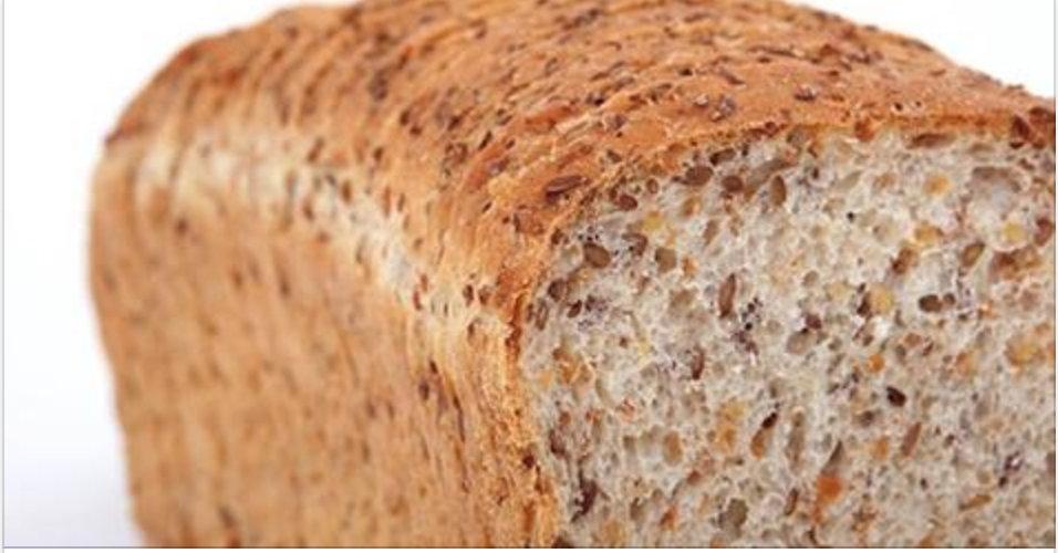 O verdadeiro pão saudável – totalmente sem farinha (sem glúten) e muito fácil de fazer