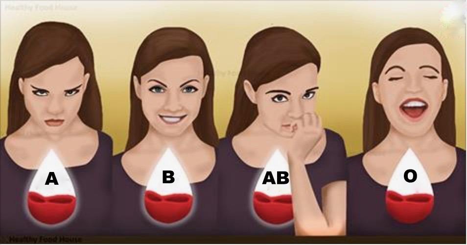 7 coisas que seu tipo de sangue pode revelar sobre você!