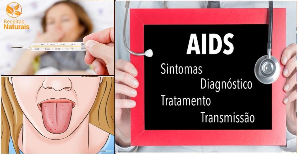 8 primeiros sintomas da AIDS que todo mundo deve saber