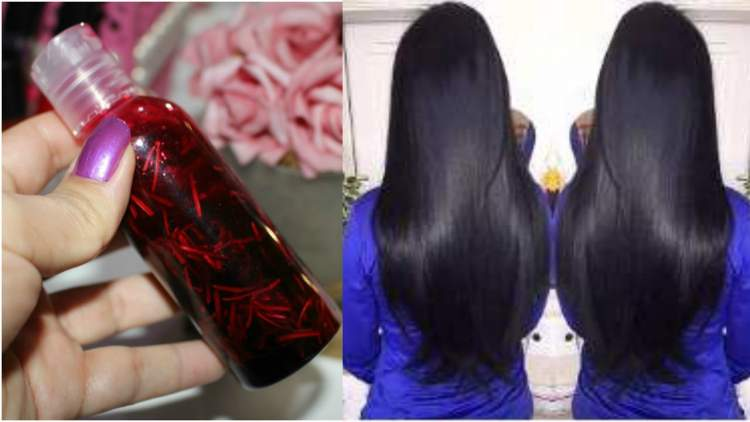 Shampoo natural para acelerar o crescimento do cabelo