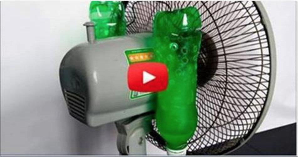 Aprenda a construir seu próprio aparelho de ar condicionado – e sem gastar quase nada