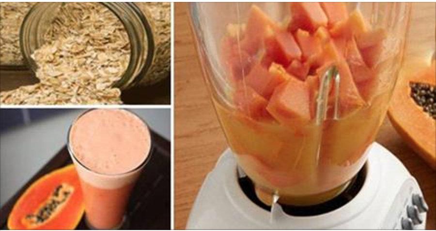 Bebida especial 4 em 1: emagrece, seca a barriga, desintoxica o intestino e limpa as artérias