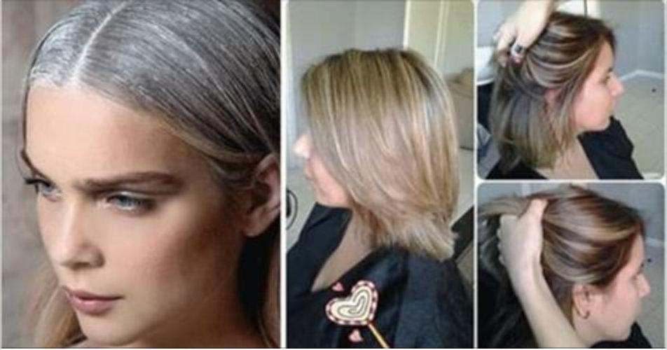 Poderosa tintura sem química para escurecer seu cabelo e deixá-lo com muito brilho