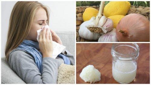 Como preparar um remédio com cebola para aliviar a tosse, a gripe e as alergias