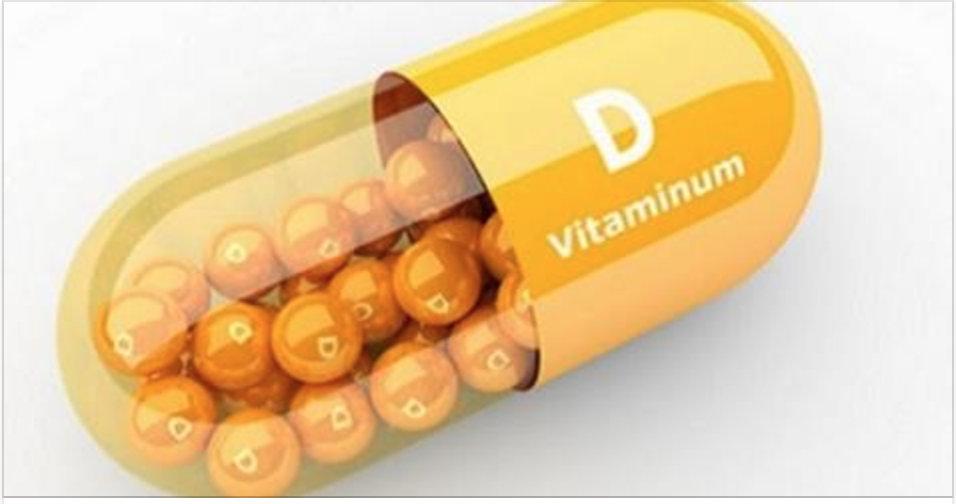 Vitamina D é mais eficaz do que a vacina contra a gripe, revela estudo