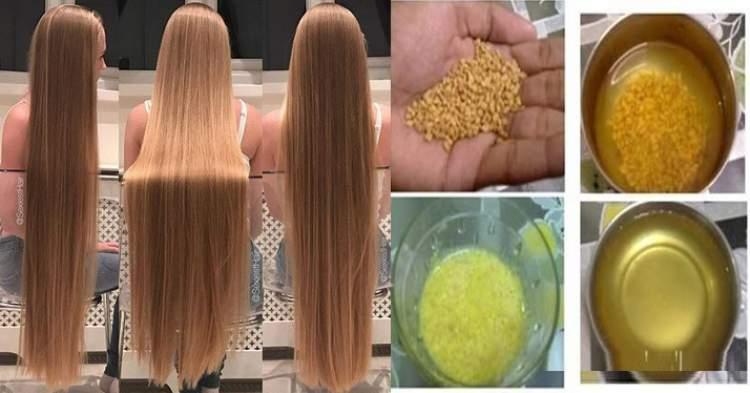 Remédio caseiro para combater a queda de cabelo