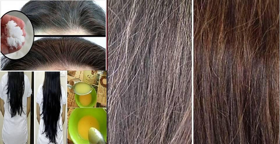 Como se livrar dos cabelos brancos em apenas 5 minutos, sem sair de casa