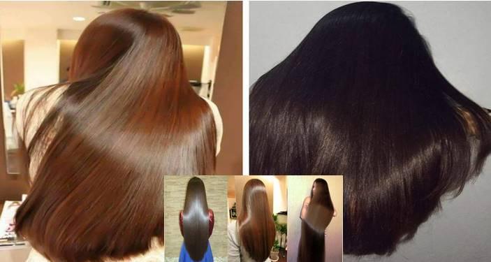 Hidratação caseira com soro fisiológico deixa o cabelo extremamente macio e brilhante