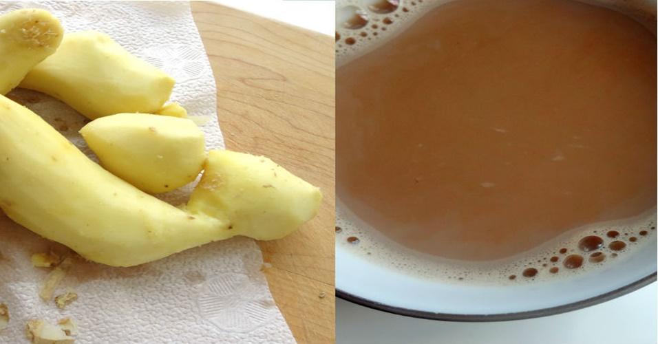 Este chá caseiro vai eliminar a gordura da sua barriga e desinchar seu corpo