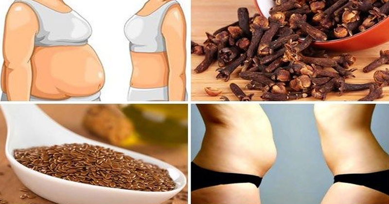Cravo e linhaça: o segredo para eliminar gorduras, vermes e parasitas do corpo. Aprenda uma receita fantástica