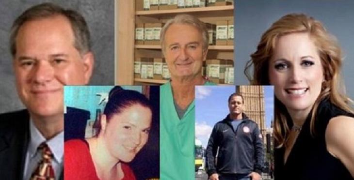 Médicos que descobriram substância cancerosa nas vacinas morrem misteriosamente nos EUA