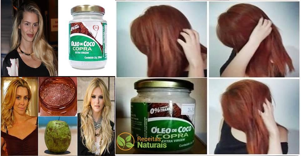Como usar o óleo de coco para ter um cabelo espetacular