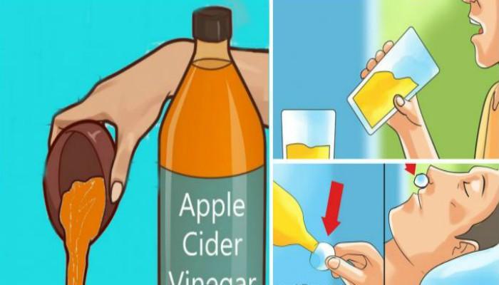Veja porque beber vinagre de maça antes de dormir pode mudar a sua vida