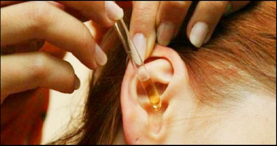 2 gotas disso em seus ouvidos e 97% de sua audição recuperada! Mesmo pessoas de 80 a 90 podem se beneficiar desse remédio natural