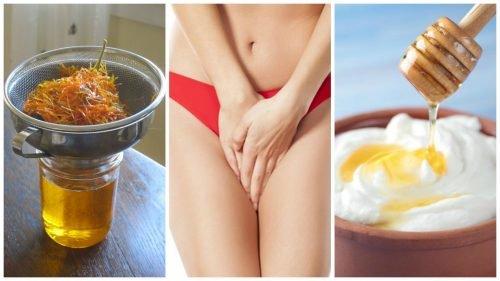 Diga adeus ao corrimento vaginal excessivo com estes 6 remédios caseiros