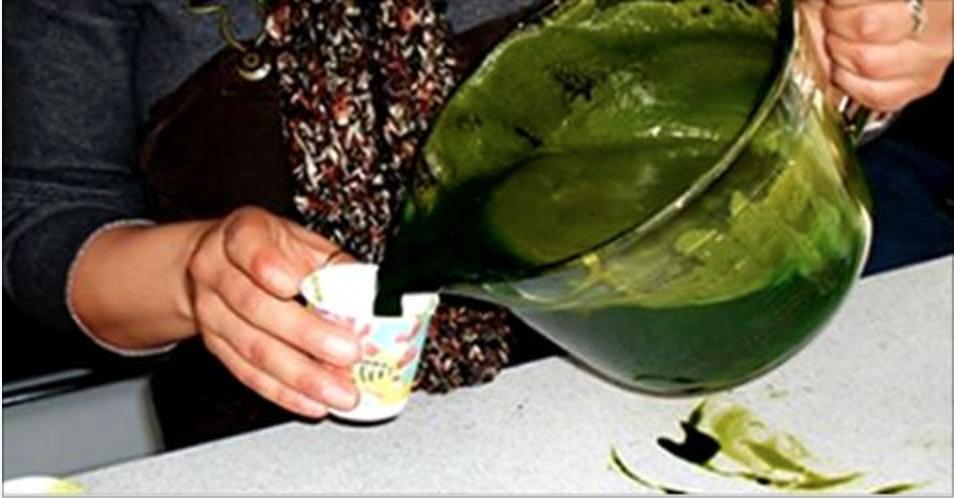 Cientistas descobrem que o suco desta erva pode destruir células do câncer em menos de 24 horas!