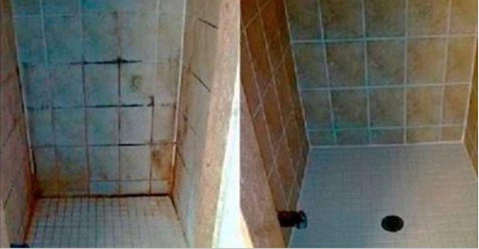 Não use mais cloro – deixe brancos os azulejos do seu banheiro com esta incrível técnica!