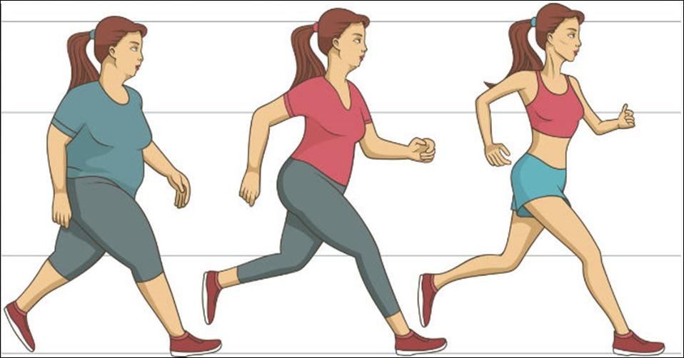 Você caminha para perder peso e não consegue perder? Isto é o que você está fazendo de errado!
