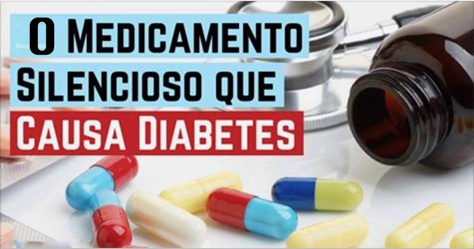 Este medicamento é muito comum… Mas poucos mas poucos sabem que ele pode causar diabetes!