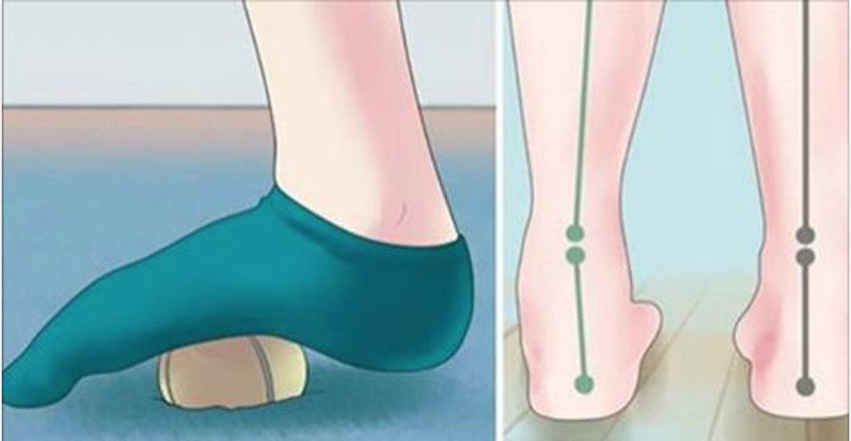 Com apenas 6 passos, alivie a dor nos joelhos, tornozelos, quadril e costas