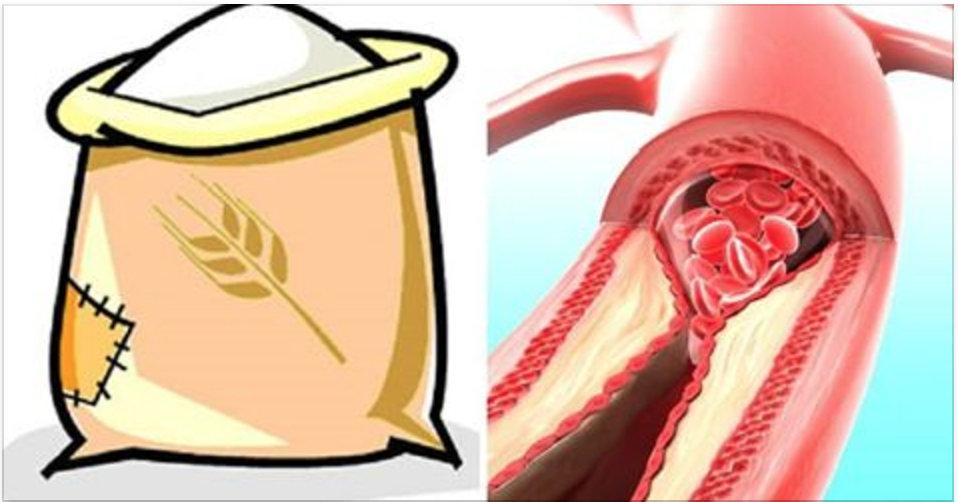 O que acontece no seu corpo quando você para de comer produtos com farinha de trigo