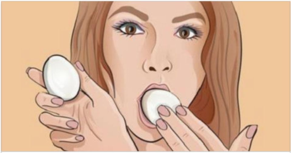 Aqui está o que acontece quando você come 2 ovos por dia – 0 #4 é muito importante!
