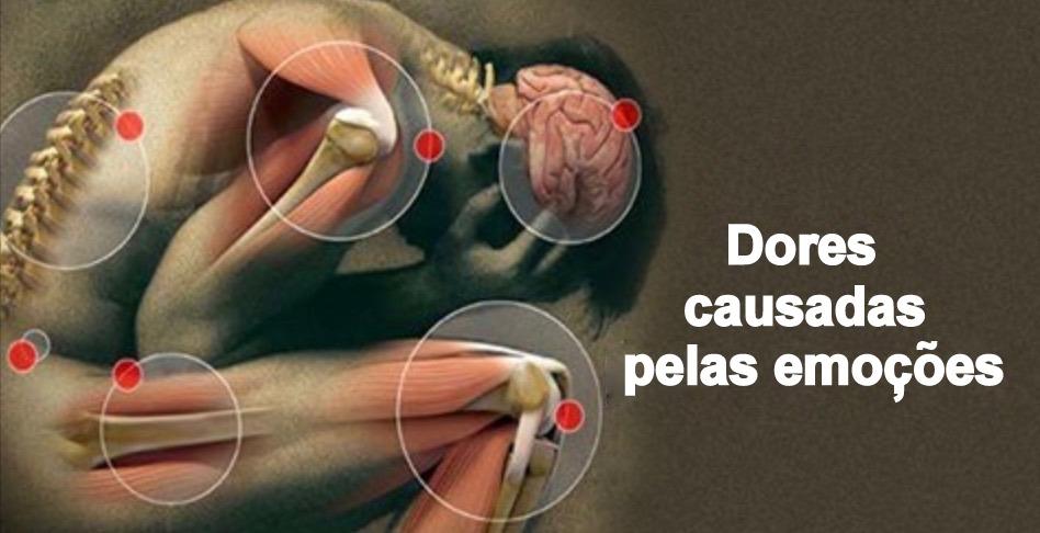 20 dores no corpo que podem estar ligadas a problemas emocionais