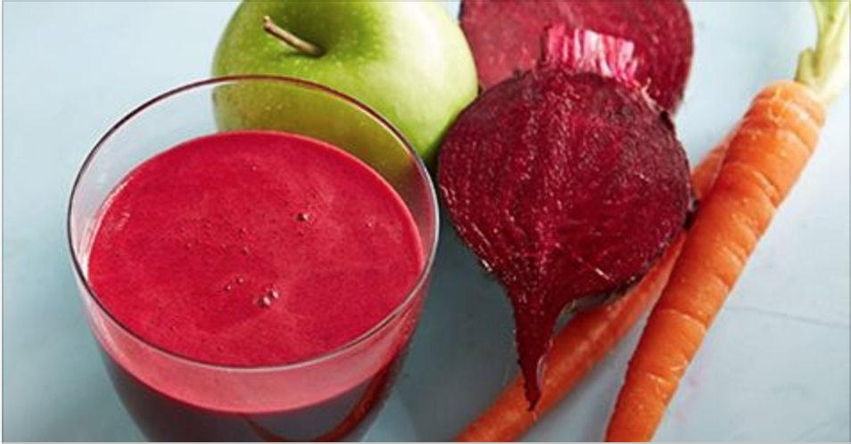 Comece o dia com este suco especial para eliminar anemia, regular colesterol, aumentar imunidade e desintoxicar fígado e intestino!
