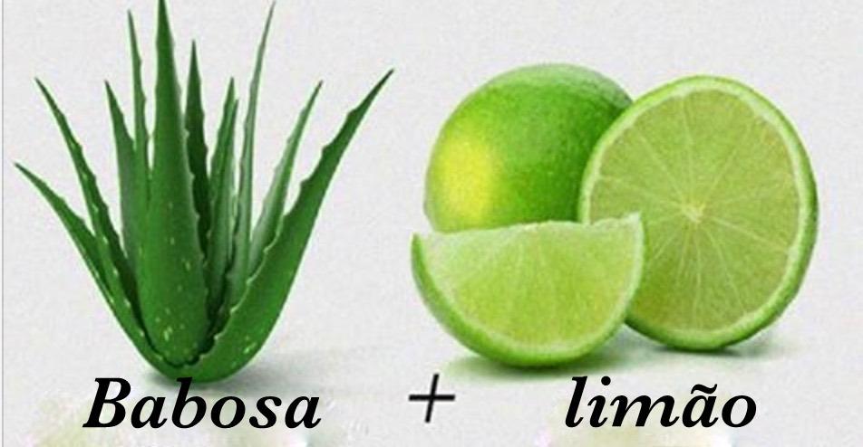 Seu intestino e fígado vão se limpar rapidamente se você usar babosa e limão desta forma!