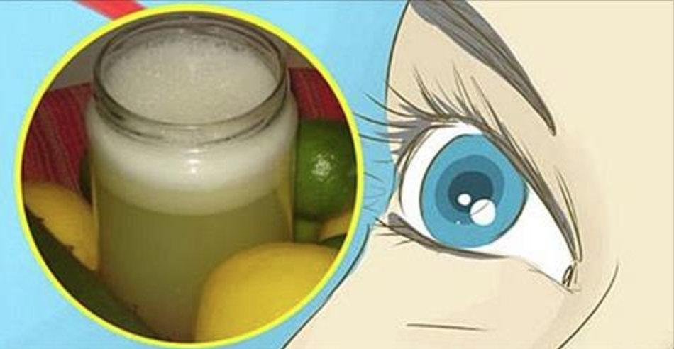 Médico russo criou esta receita: tome 1 colher antes das refeições para melhorar a visão e proteger contra doenças como catarata!